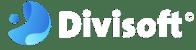 divisoft logo site kleiner wit